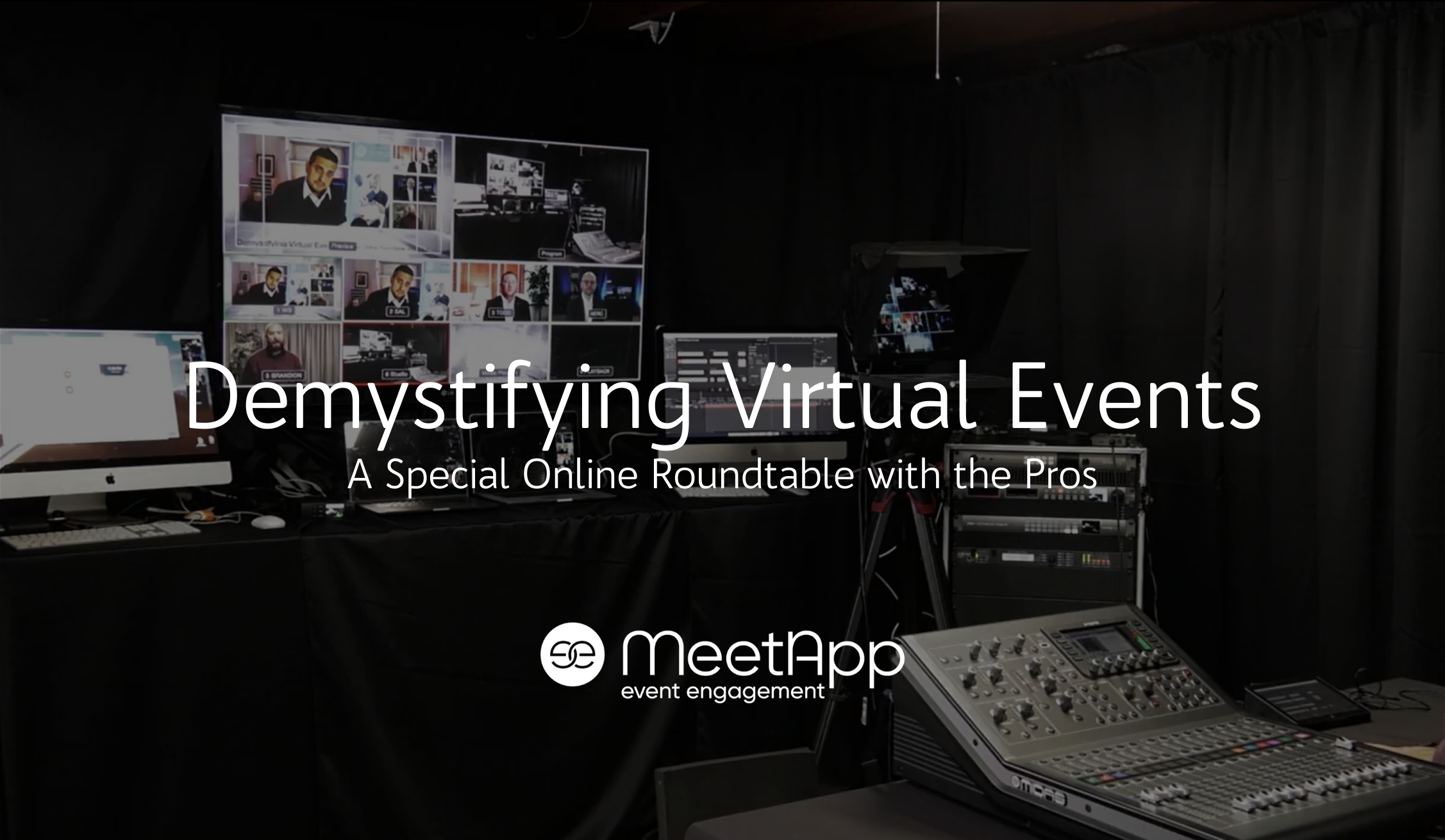 Demystifying Virtual Events